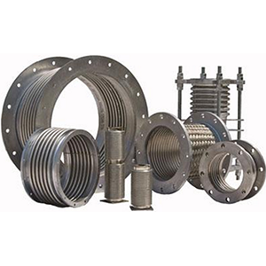 Metal expansion joints