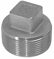 nút bịt tráng kẽm nối ren